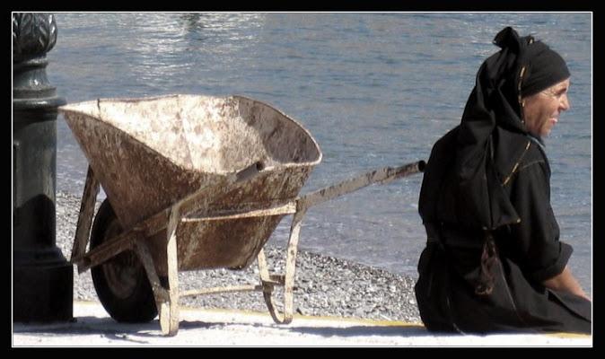 La vecchia e il mare di nimue