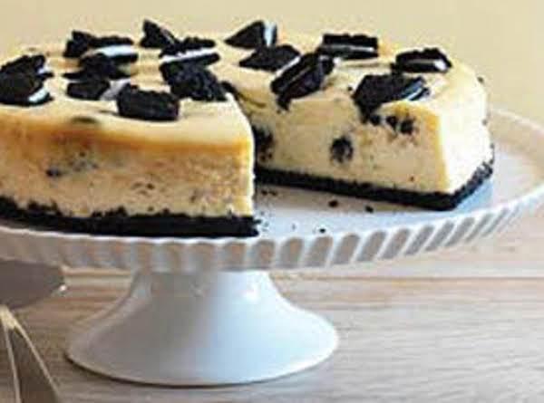 Oh-oh My Oreo Cheesecake