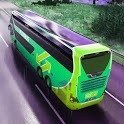 World New Bus Simulator 3D 2020:Bus Driving Games icon