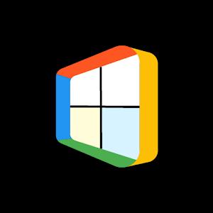 Winner Computer Launcher 1.8 by Model X Apps logo