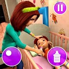 Virtual Mother Game: Family Mom Simulator icon