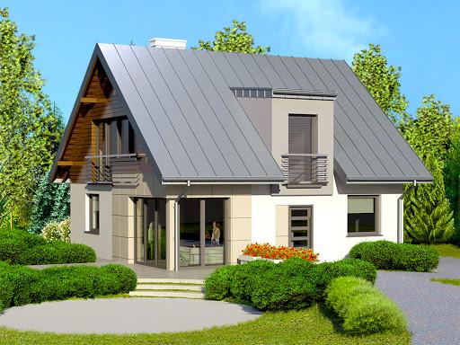 projekt Dom przy Cyprysowej 22