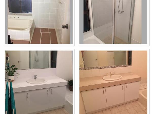 Resurfacing Bathroom Tiles Melbourne Image Of Bathroom And Closet