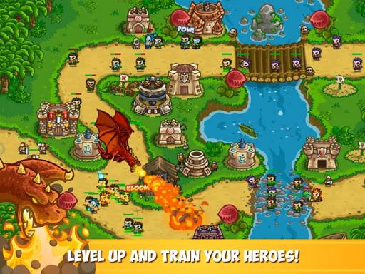 Kingdom Rush Frontiers apkdebit screenshots 8