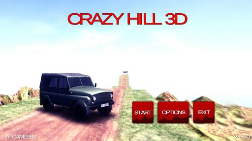 Crazy Hill 3D