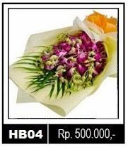 Buket Bunga untuk hadiah valentine di Sragen
