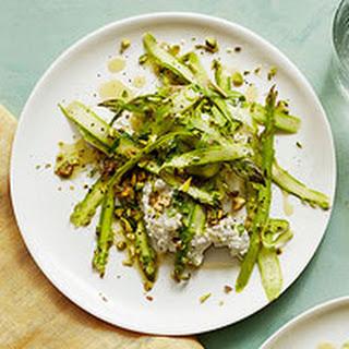 Shaved Asparagus Salad.