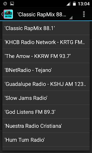 Houston Radio Stations  screenshots 3