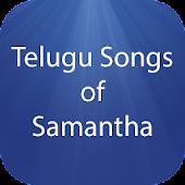 Telugu Songs of Samantha