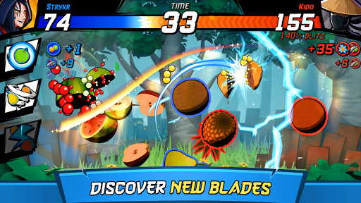 Fruit Ninja Fight 1.19.0 screenshots 2