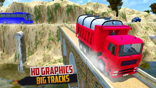 Truck Simulator Cargo Transport Driver  screenshots 3