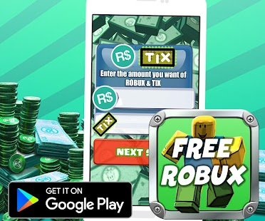 ROBUX FREE Generator for Roblox - PRANK Apk by