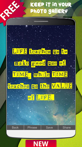 Wise Phrases 1.0.0 screenshots 6