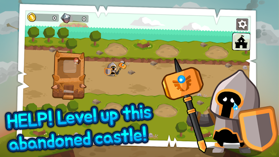 Grow Tower: Castle Defender TD - náhled