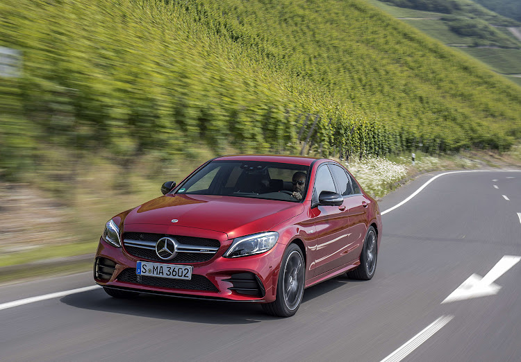 The C43 looks less aggressive than its C63 big brother but that will suit many just fine.