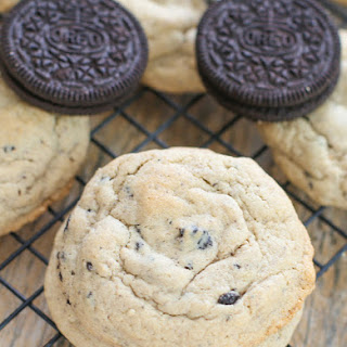 Soft Cookies and Cream Cookies Recipe