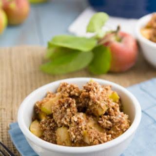 Gluten-free Apple Crisp (Oat-free and Nut-free)