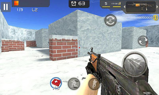 Gun & Strike 3D - screenshot