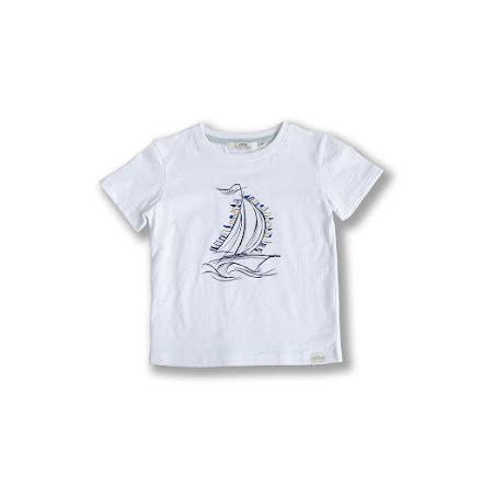 Hunter - T-shirt med tryck till barn