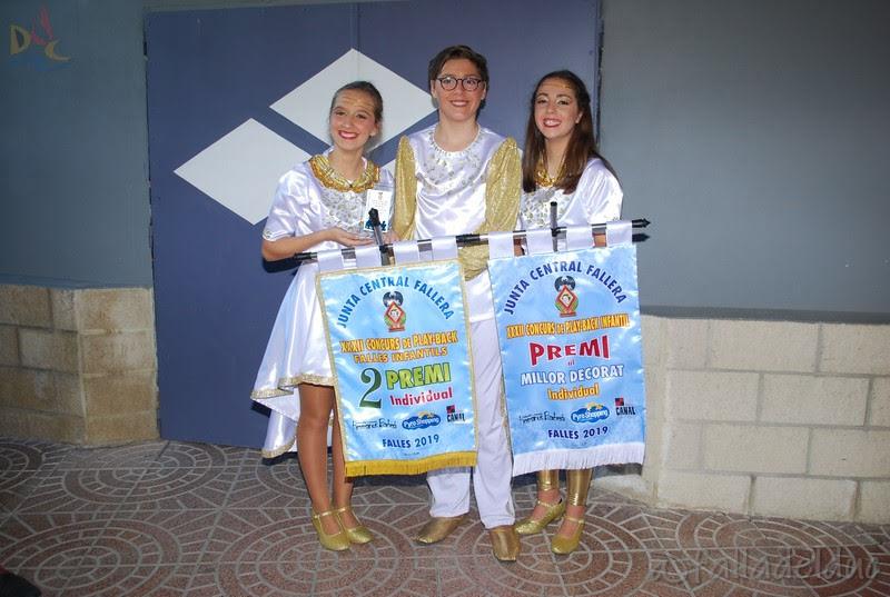 Duque de Gaeta, éxito total en su participación infantil en el Concurso de Playback