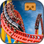 Simulate VR Roller Coaster Adventure : Theme Park
