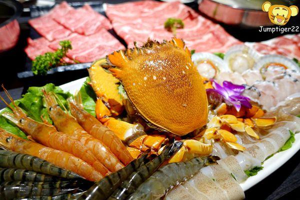 頂級巧克力和牛海鮮火鍋X肥美旭蟹入鍋 - 舞古賀鍋物專門店