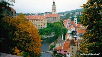 Photo: Tsjechië. Cesky Krumlov.