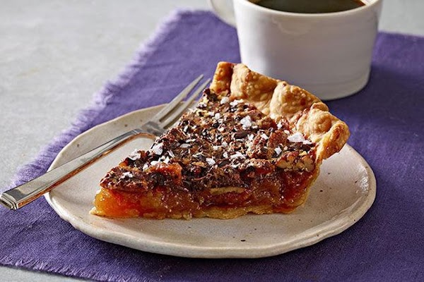 Salted Chocolate Pecan Pie Recipe
