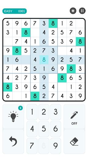 Sudoku Puzzle Edition screenshot 3
