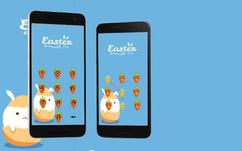 Applock theme east one day - náhled