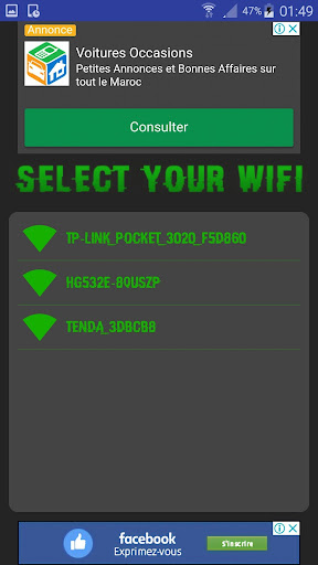 u2705 Wifi Password Hacker simulator 1.0 screenshots 6