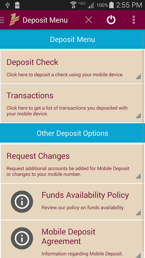First State Bank TN - Mobile- screenshot
