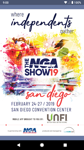 Screenshot for The NGA Show 2019 in United States Play Store