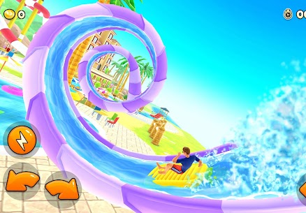 Uphill Rush Water Park MOD (Free Shopping) APK  for Android 3