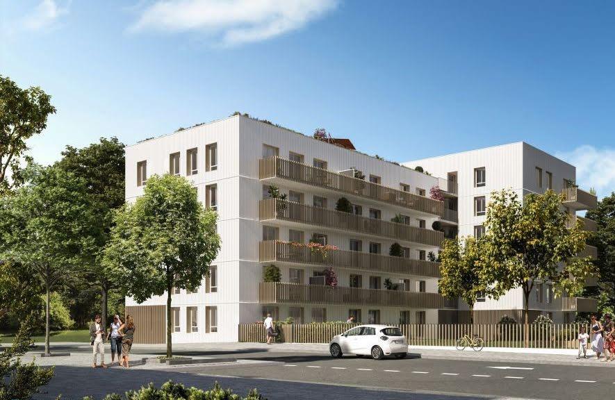 31 appartements du T1 au T5   Accession Libre en résidence principale ou pour un investissement locatif