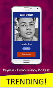 Peymus - Famous Pinoy Pic Quiz - náhled