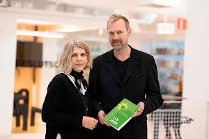 Monica Larsson & Lars G Larsson