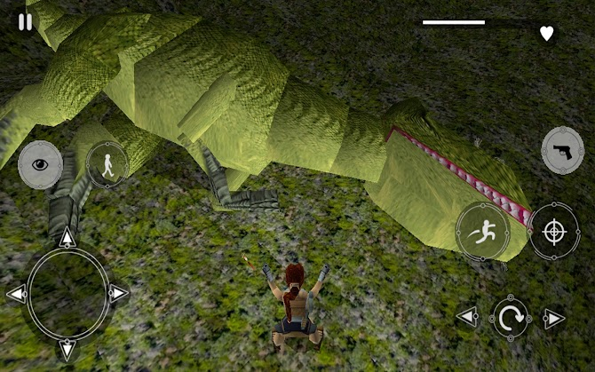 Tomb Raider II Android 10