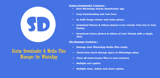Status Saver And File Manager For Whatsapp Apps Bei Google
