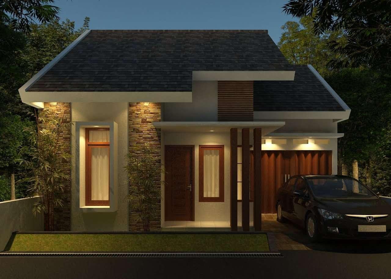 gambar rumah minimalis tampak depan