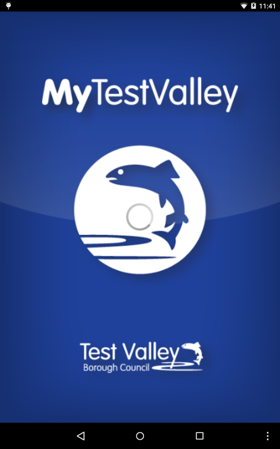 MyTestValley- screenshot