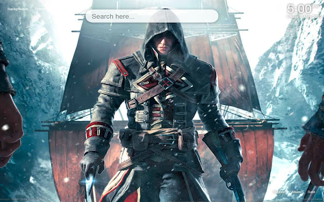 Assassins Creed HD Wallpapers New Tab
