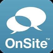 OnSite Dialog