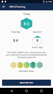 HRV4Training 2.6.4 MOD for Android 1