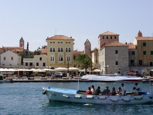 Photo: Island Rab – The city of Rab offers a great variety of cultural heritage...find out more http://www.adriagate.com/en/island-croatia-info/island-Rab.aspx