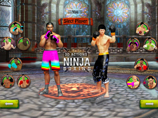 World Tag Team Super Punch Boxing Star Champion 3D 2.1 screenshots 18