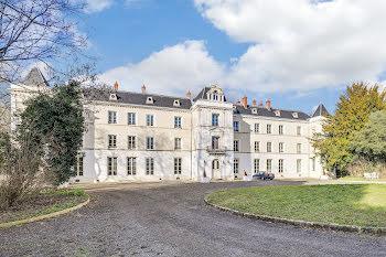 château à Fontenay-le-Vicomte (91)