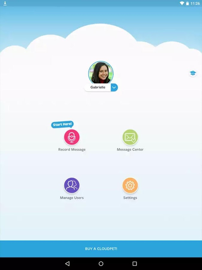 CloudPets Premium- screenshot