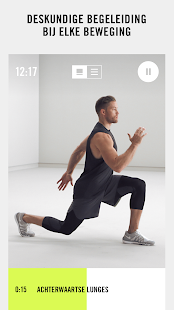 Nike+ Training Club: miniatuur van screenshot