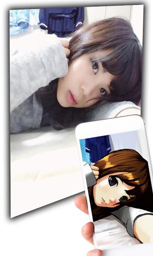 Anime Face Maker - Cartoon Photo Filters 1.4 screenshots 2